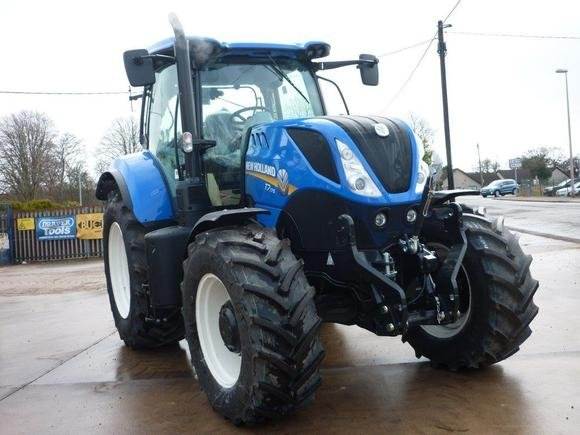 New Holland T7.175 Classic Tractor