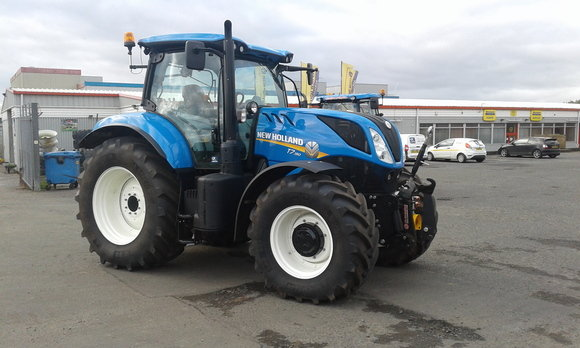 New Holland T7.190 Classic Tractor