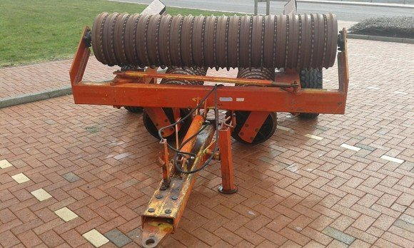 6.3M Trailed Rollers