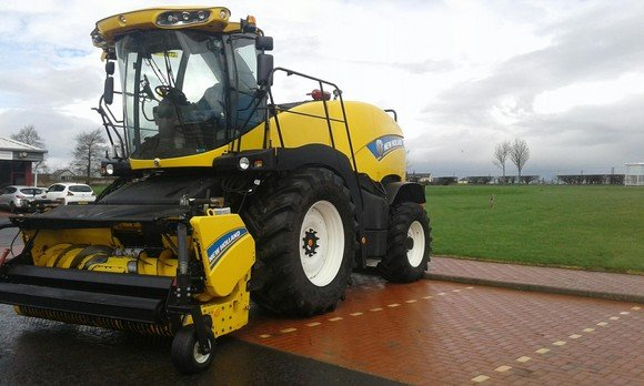 New Holland FR700 Forager