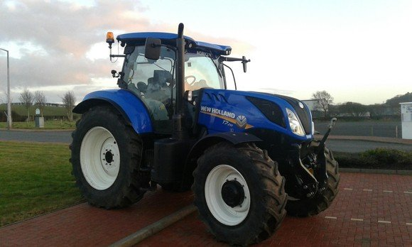 New Holland T7.210 SWII Tractor