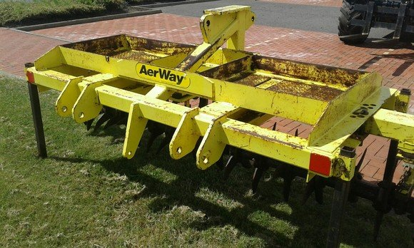 Aerway UK Ltd AWS-100-AG-4 3Mt Aerator