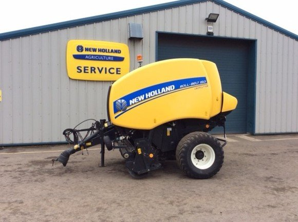 New Holland RB150 Baler