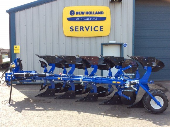 New Holland PHV5875 H XLD Plough