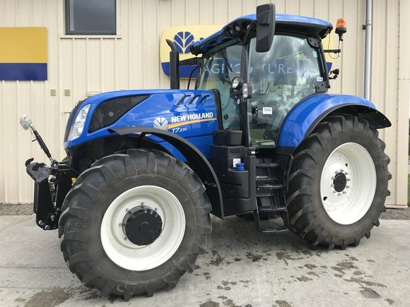 New Holland T7.230 SWII Tractor