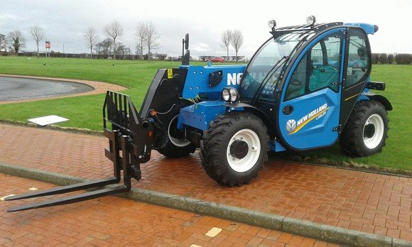 New Holland LM5.25 Telehandler