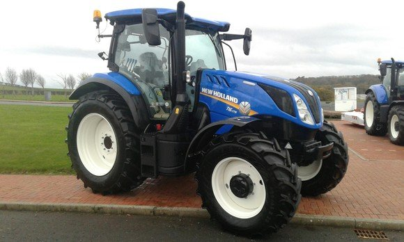 New Holland T6.175 DCT Tractor
