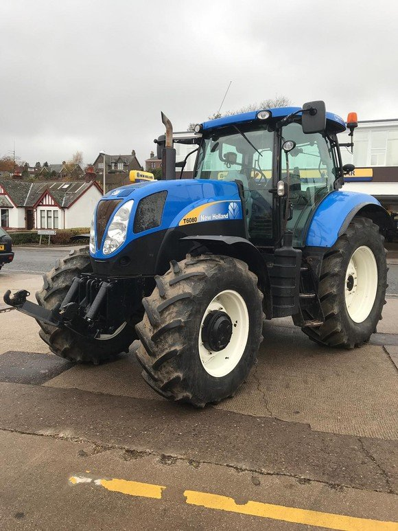 New Holland T6080 PC Tractor