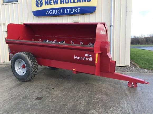 Marshall MS90 Muck Spreader