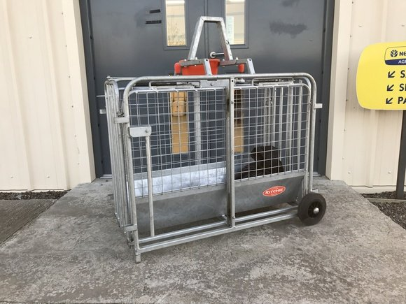 Ritchie 3662G Lamb Weigher