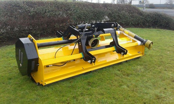 McConnell 280HD Flail Mower