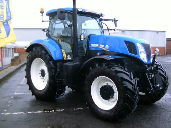 New Holland T7.235 PC Tractor
