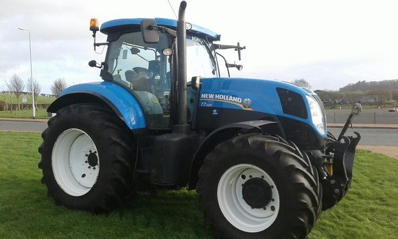 New Holland T7.200 PC Tractor