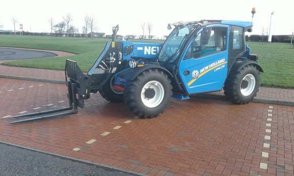 New Holland LM6.28 Telehandler