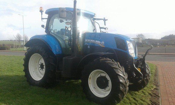 New Holland T7.185 RC Tractor