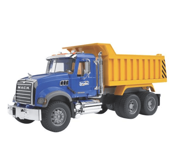 MACK Granite Tippingtruck