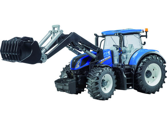New Holland T7.315 C/W Loader